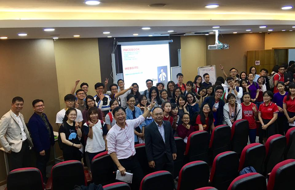 UEH-ISB (Vietnam) full HSE session