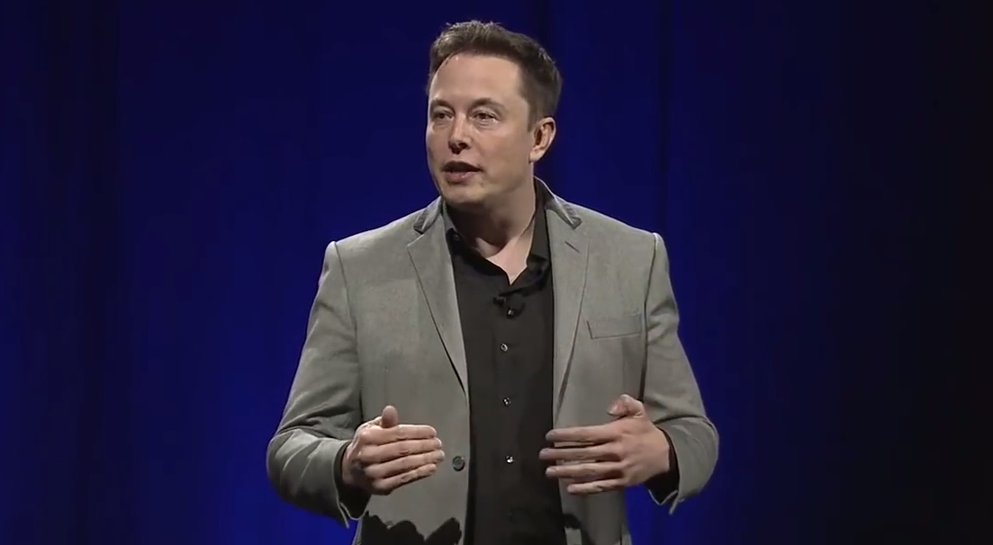 Elon Musk Brilliant Keynote