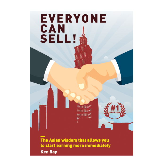 everyone can sell hardcopy book voices of sales