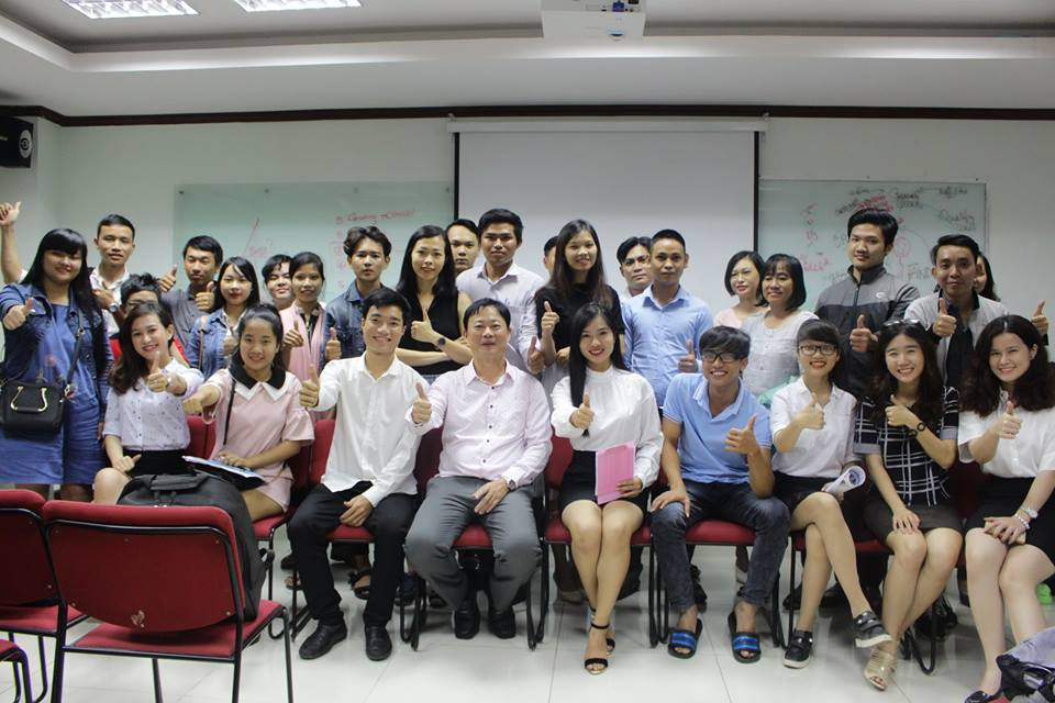 VoicesOfSales(Vietnam) workshop